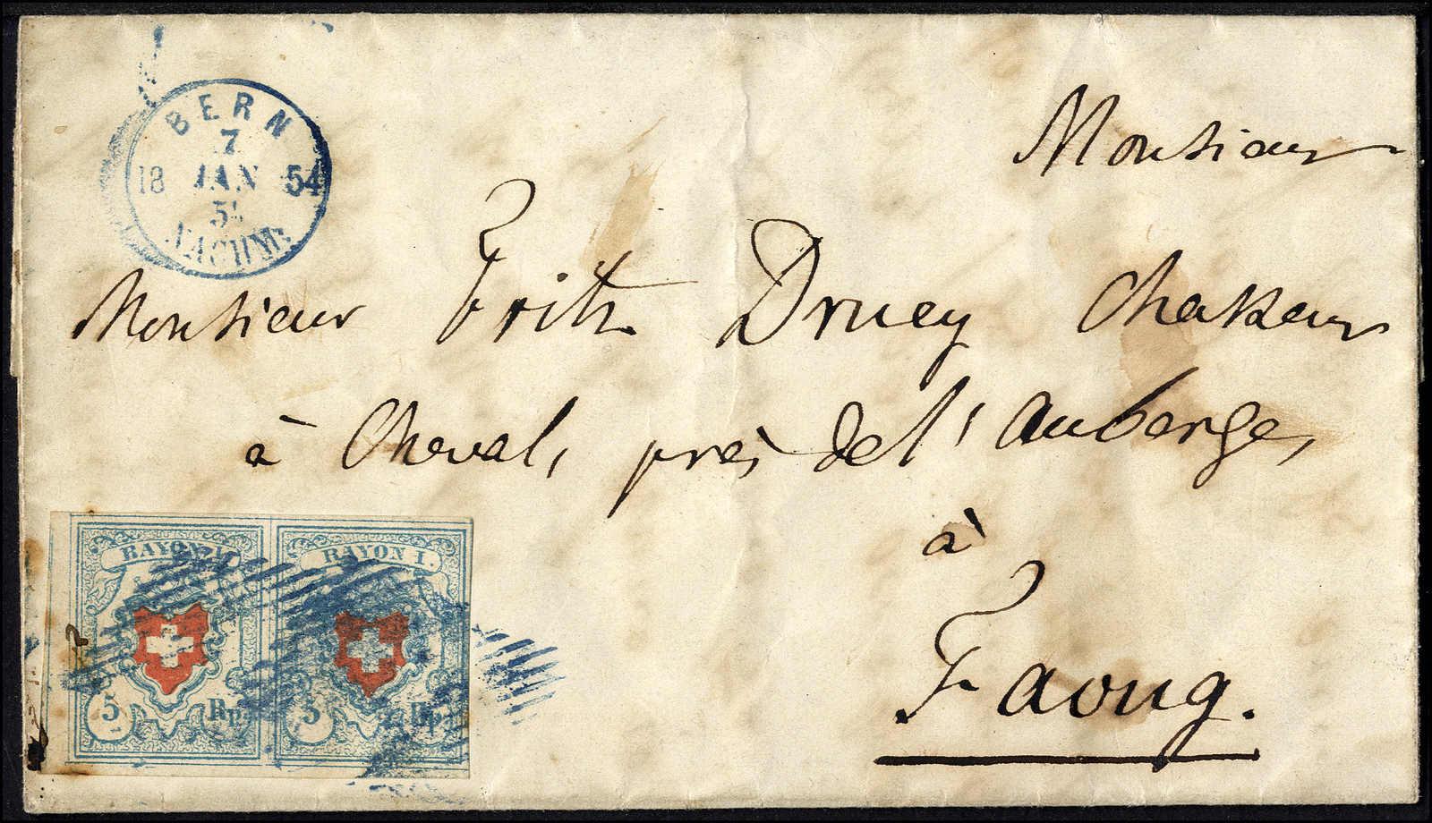 Lot 33 - sammlungen und posten sammlungen und posten altschweiz -  Rolli Auctions Auction #68 Day 1