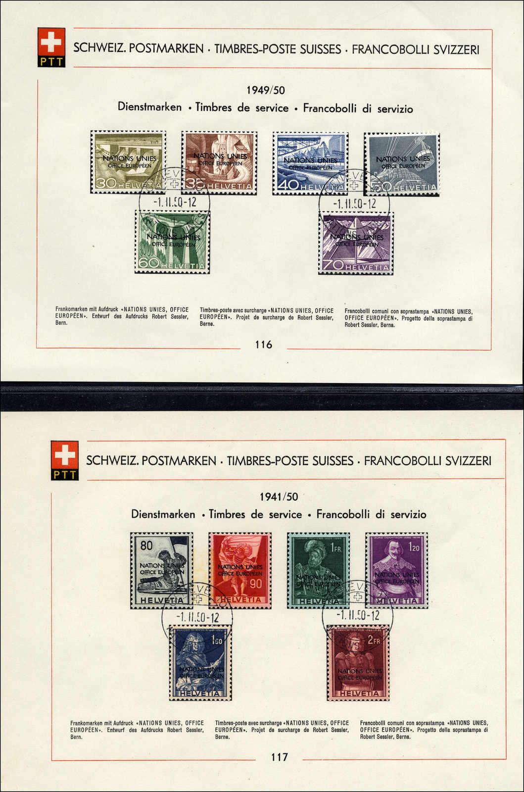 Lot 987 - schweiz schweiz -  Rolli Auctions Auction #68 Day 1
