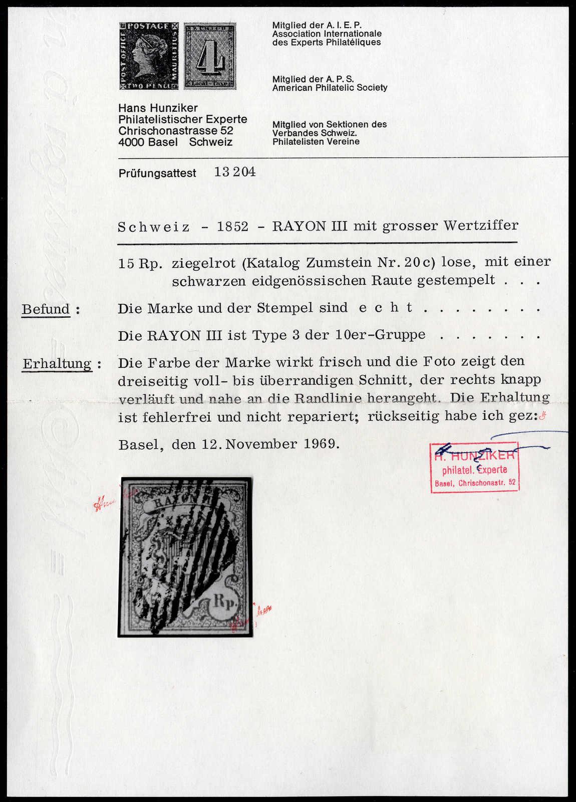 Lot 25 - sammlungen und posten sammlungen und posten altschweiz -  Rolli Auctions Auction #68 Day 1