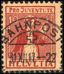 Lot 199 - schweiz schweiz pro juventute -  Rolli Auctions Auction #68 Day 1