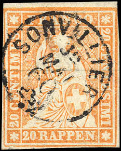 Lot 126 - schweiz schweiz -  Rolli Auctions Auction #68 Day 1