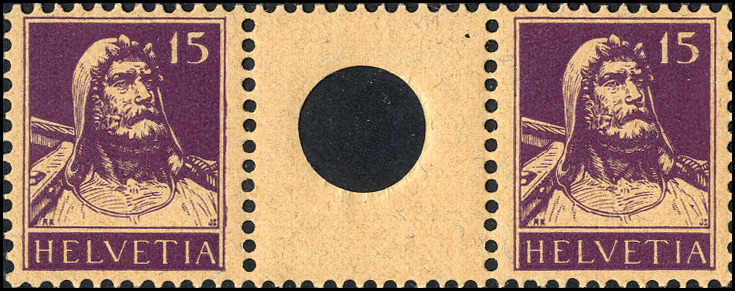 Lot 156 - schweiz Schweiz Freimarken nach 1907 -  Rolli Auctions Auction #68 Day 1