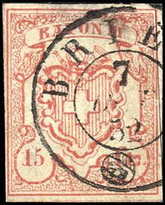 Lot 6 - sammlungen und posten sammlungen und posten altschweiz -  Rolli Auctions Auction #68 Day 1