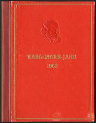 1380: German Democratic Republic - Stamp booklets