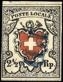Lot 34 - sammlungen und posten sammlungen und posten altschweiz -  Rolli Auctions Auction #68 Day 1