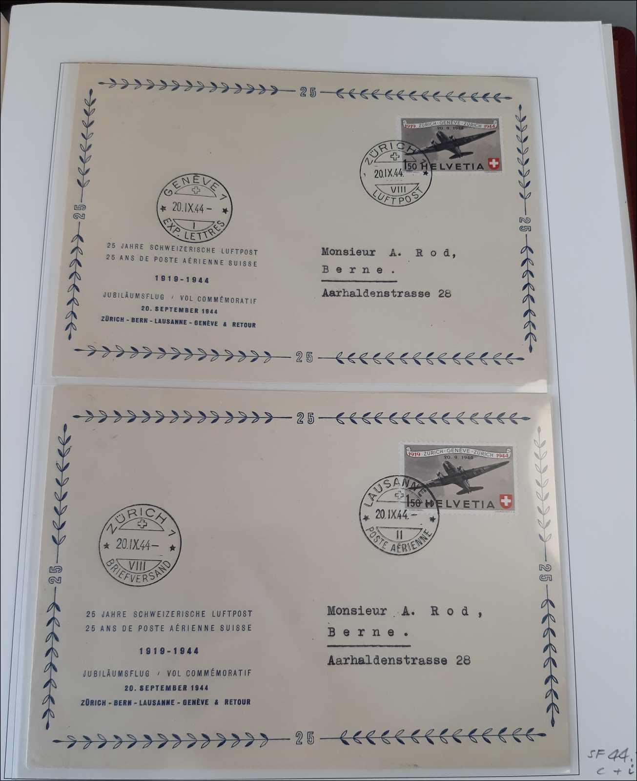 Lot 177 - schweiz schweiz -  Rolli Auctions Auction #68 Day 1