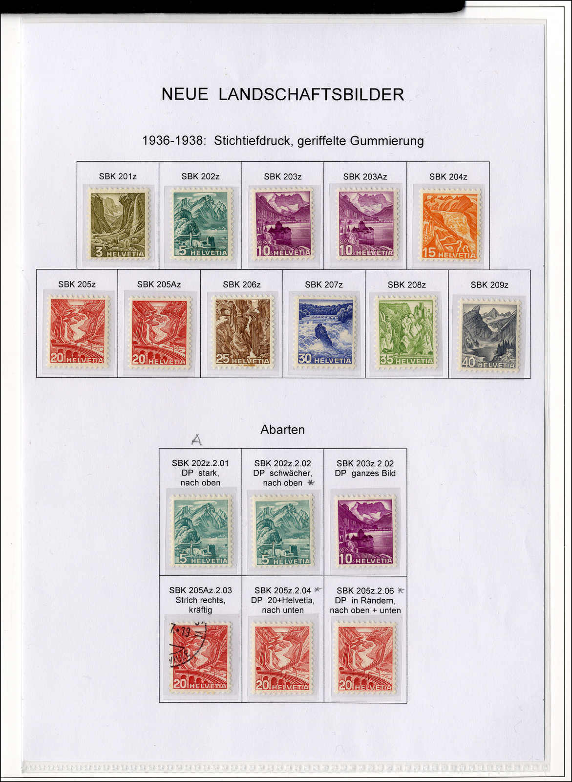 Lot 143 - schweiz Schweiz Freimarken nach 1907 -  Rolli Auctions Auction #68 Day 1