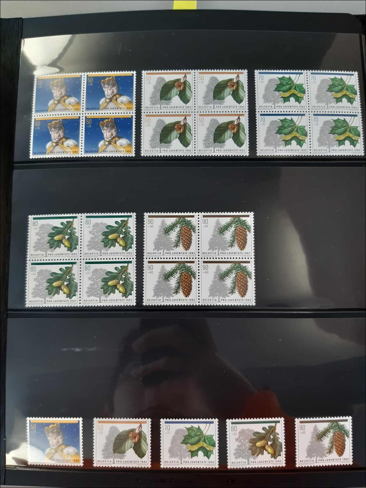 Lot 201 - schweiz schweiz pro juventute -  Rolli Auctions Auction #68 Day 1