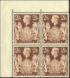 2865190: Grossbritannien König Georg VI