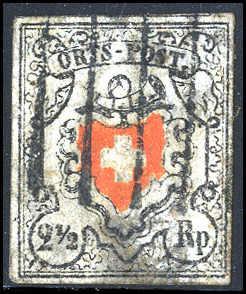 Lot 1 - sammlungen und posten sammlungen und posten altschweiz -  Rolli Auctions Auction #68 Day 1