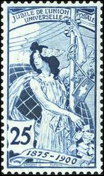 5655149: Schweiz Weltpostverein - Stempel