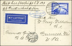 710.550: Zeppelinfahrten