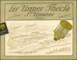 195.120: Firmengeschichte, Vignetten