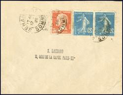 120.980: Frankreich Frankaturen/Brieflots