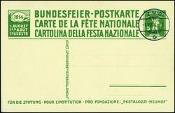 600.350: Bundesfeierkarten