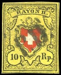 340.470: Rayons II, Diverse Steine