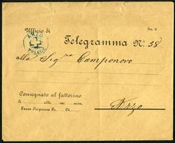 460.800: Telegramme/Belege