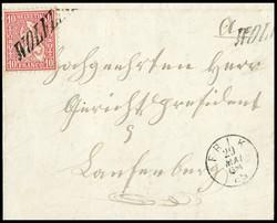 400.510: Besondere Stempel: Aargau