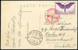700.550: Zeppelinfahrten