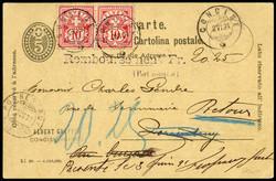 600.300: Postkarten