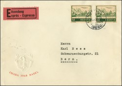 5659: Schweiz Flugpostmarken - Flugpostmarken