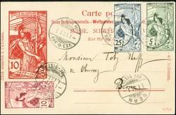 5655149: Schweiz Weltpostverein