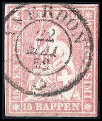 5655134: Strubel 3. Berner Druck dickes Papier