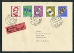 5656: Schweiz Pro Juventute - Briefe Posten