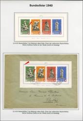 5657: Schweiz Pro Patria - Sammlungen