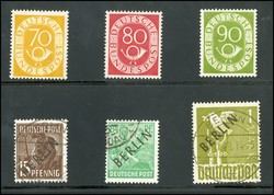 7000: Sammlungen und Posten Deutschland