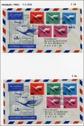 448098: Luftfahrt, Flugpost, sonstige Fluggessellschaften