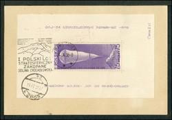 4945: Polen - Briefe Posten