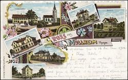 190210: Suisse, Canton de Thurgovie - Picture postcards