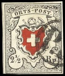 5655090: Schweiz Ortspost