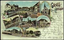190010: Suisse, Canton d'Argovie - Picture postcards