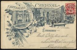 190230: Suisse, Canton de Vaud - Picture postcards