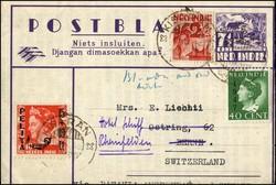 4635: Netherlands Indies - Bulk lot