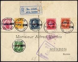 5580100: Samoa Neuseeländische Besatzung