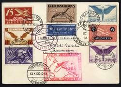 446010: Luftfahrt, DO-X, Flugbelege