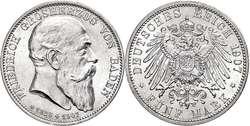 40.80.20.20: Europa - Deutschland - Deutsches Kaiserreich - Baden
