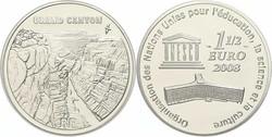 40.110.20: Europa - Frankreich - Euro Münzen