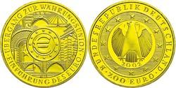 40.80.60: Europa - Deutschland - Euro Münzen
