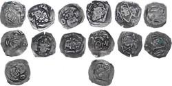 30.10: Islamic Coins - Arab Sasanian