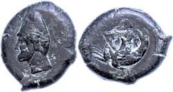 10.20.110: Ancient Coins - Greek Coins - Bruttium