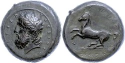 10.20.120: Ancient Coins - Greek Coins - Sicily