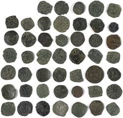 30.20: Islam - Arabobyzantinische Münzen