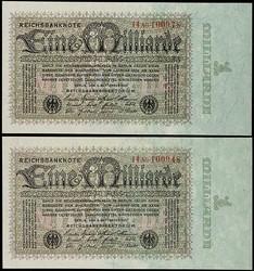 110.80.20.10: Banknoten - Deutschland - Deutsches Reich ab 1871 - Reichsbanknoten und -kassenscheine 1874-1914