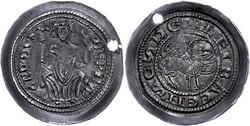 20.30.60.30: Medieval Coins - Carolingian Coins - Eastern Francia - Arnulf of Carinthia, 887 - 899