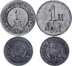 125: Notmünzen / Wertmarken