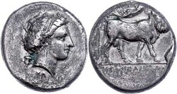 10.20.60: Antike - Griechen - Kampanien
